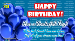 Happy birthday wishes, happy birthday wishes for friend