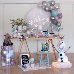 ideas de fiesta frozen