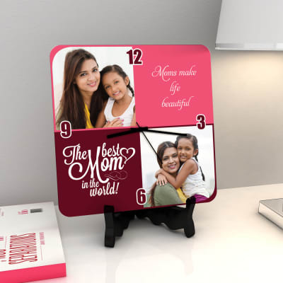 Mother's Day Gift Ideas, personalized decoration for mom