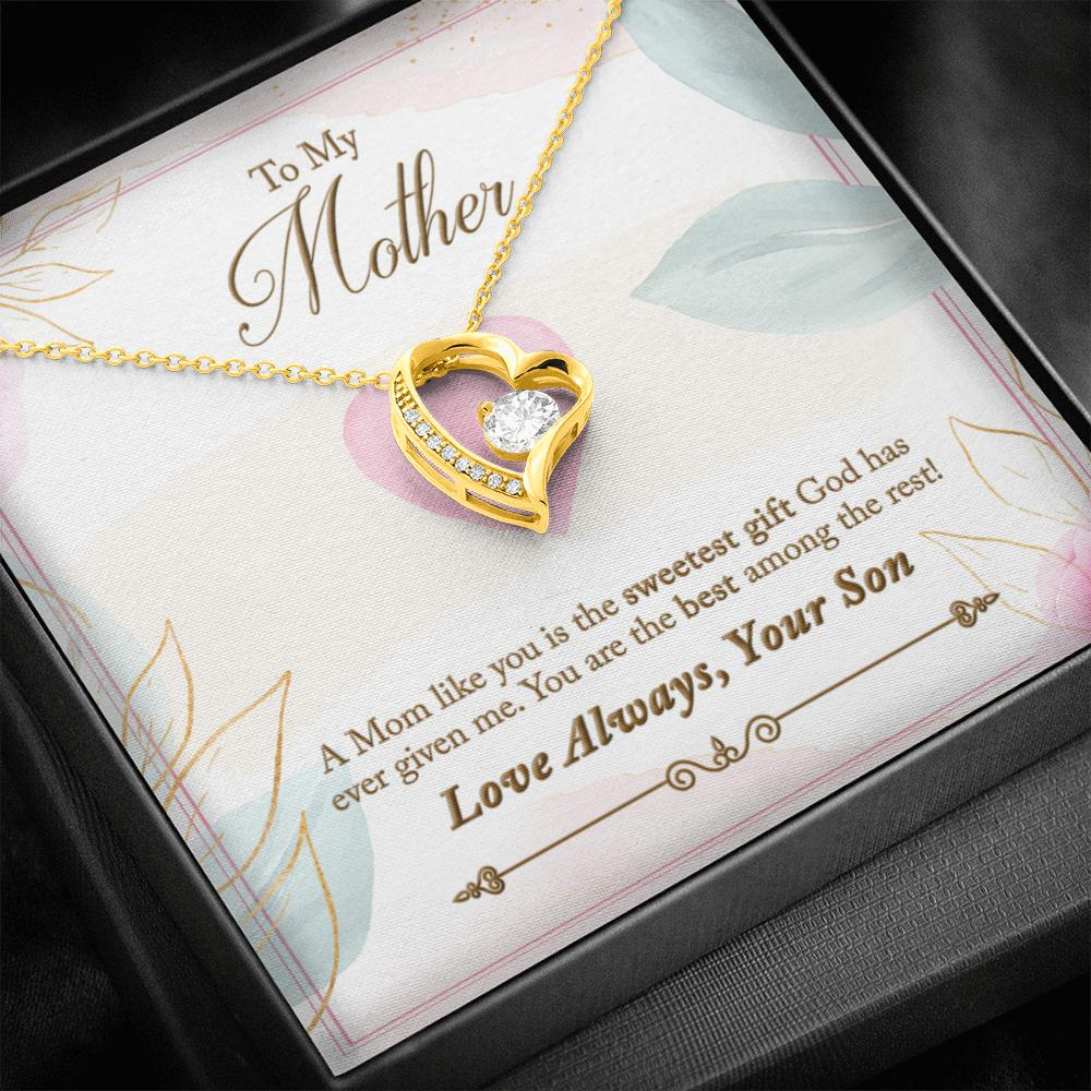 Mother's Day Gift Ideas, personalized jewlery for mom